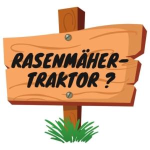 Was ist ein Rasenmähertraktor?